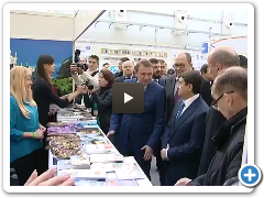 International tourism exhibition in Sochi began its work