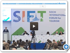 Sochi International Forum for Tourism opened in Sochi / Efcate /