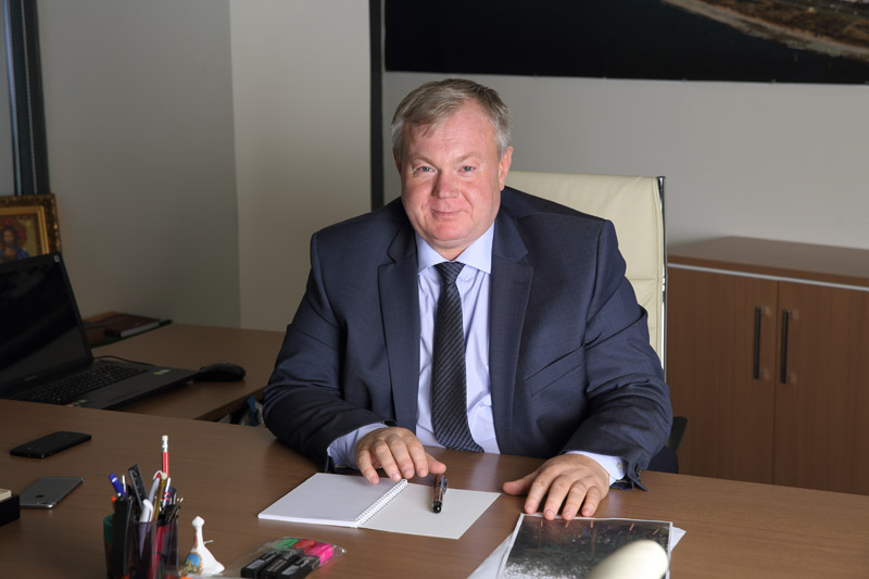 General director f the NJSC «Omega Center» V.V. DANCHENKO